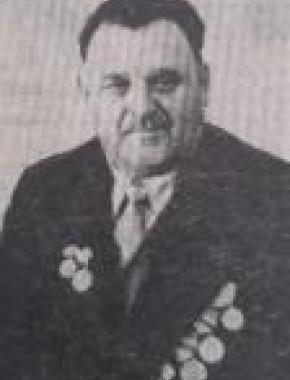 Михальчук Иван Зиновьевич