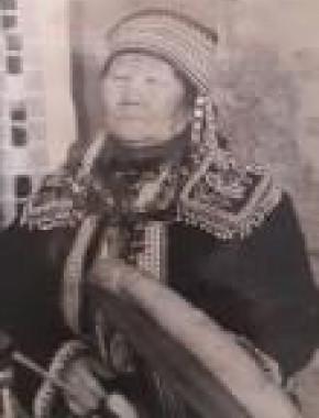 Кундырь Васса Егоровна