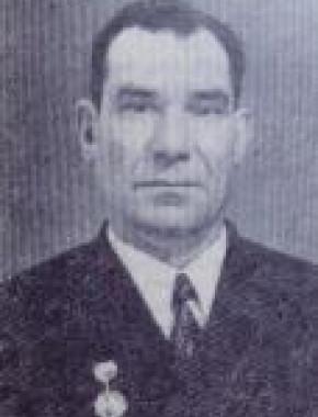 Исаев Василий Тимофеевич