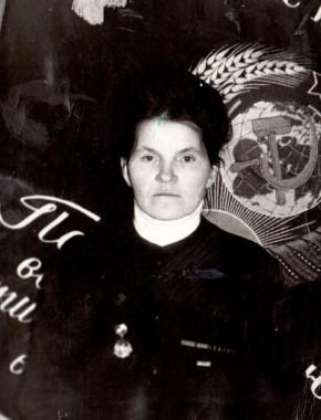 Либина Октябрина Кузьминична