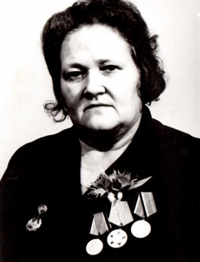 Коровина Мария Васильевна