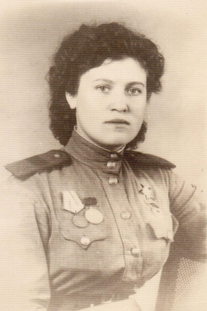 Войтова Клавдия Дмитриевна