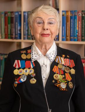 Панченко Любовь Александровна