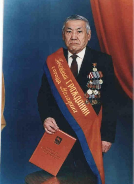 Балдаев Василий Михайлович