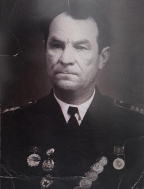 Шматенко Афанасий Мефодьевич