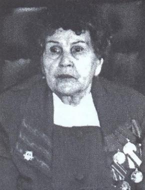 Коваленко Вера Ильинична