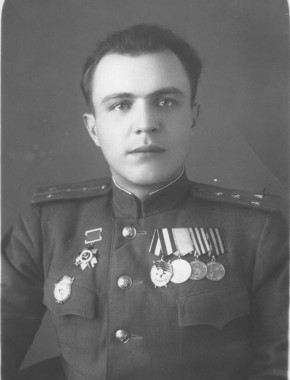 Павлов Иван Гаврилович