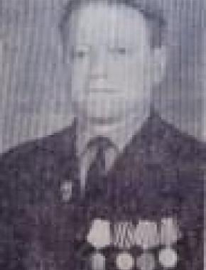 Бурканов Константин Семенович