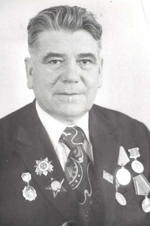 Голубев Павел Дмитриевич