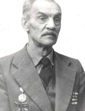 Дзюба Михаил Федорович