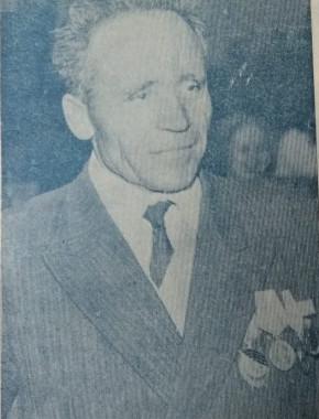 Антонов Николай Макарович
