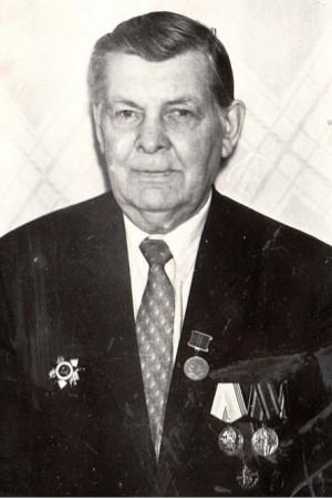 Снетков Федор Михайлович