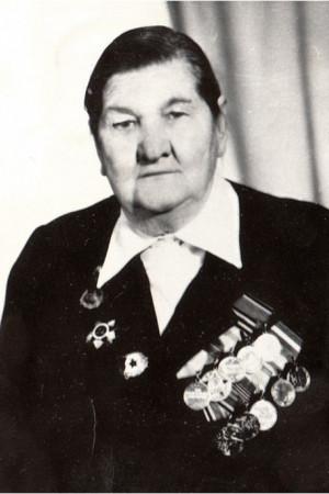 Курдюкова Анна Максимовна
