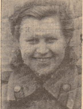 Гаранина Мария Петровна