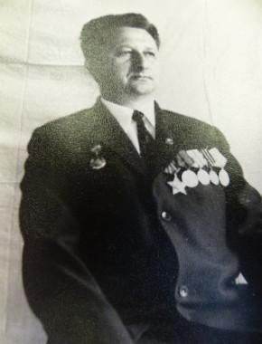 Володин Евгений Иосифович