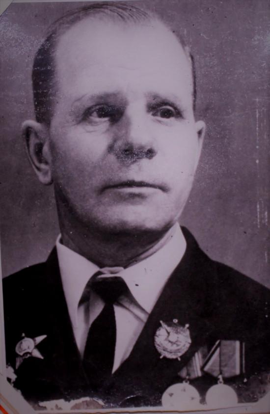 Афанасьев Михаил Матвеевич