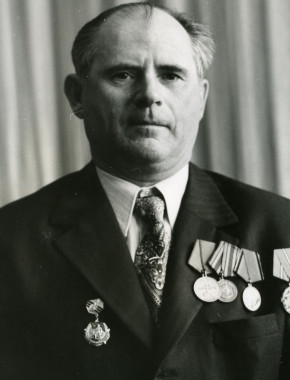 Агеенков Василий Никанорович