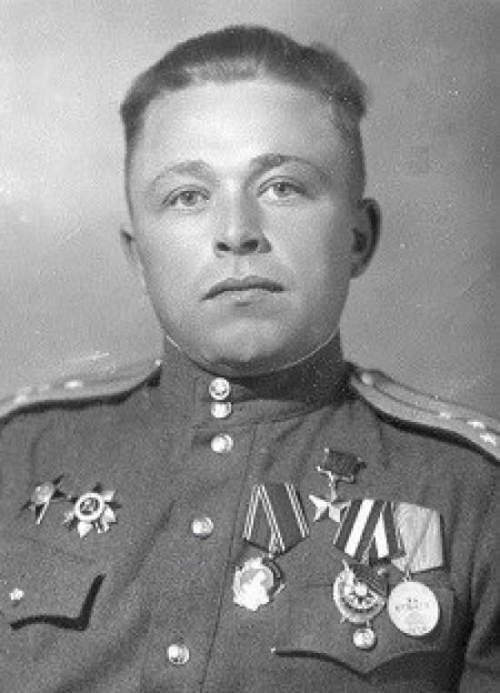 Акишин Николай Андреевич