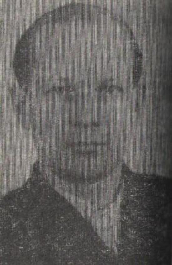 Бурцев Владимир Борисович