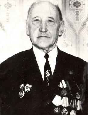 Череп Семен Федорович