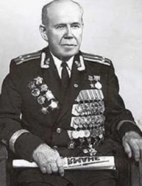 Державин Павел Иванович