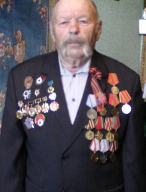 Добровольский Василий Дмитриевич