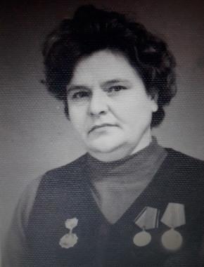 Додонова Капитолина Михайловна