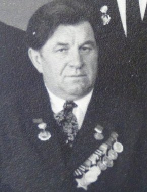 Донгворт Георгий Алексеевич