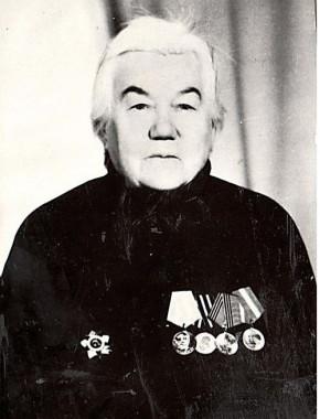 Гладюк Мария Ивановна