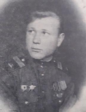 Иванов Петр Михайлович