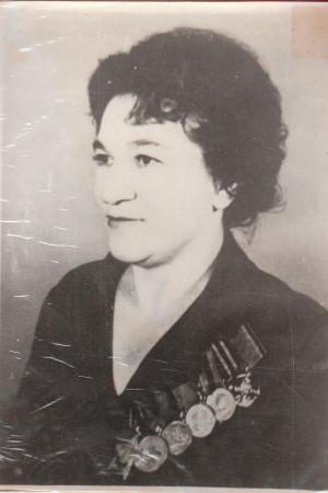 Иванова Евдокия Михеевна