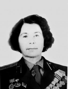 Кабанова Алла Сергеевна
