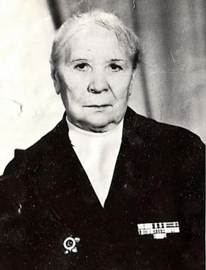 Казачук Мария Семеновна