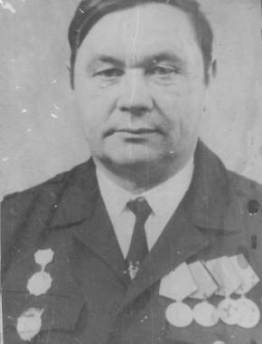 Хомутов Виктор Михайлович