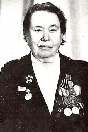 Кирчаева Александра Иванова