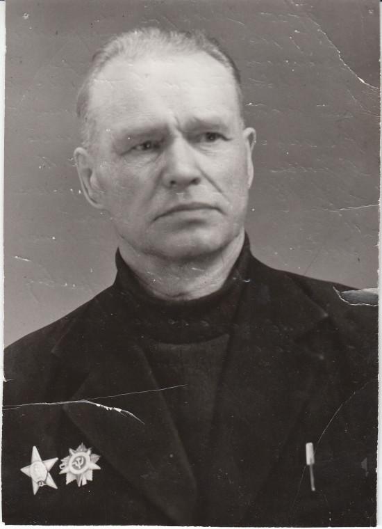 Кравцов Василий Петрович