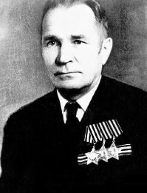 Макаренко Василий Тимофеевич