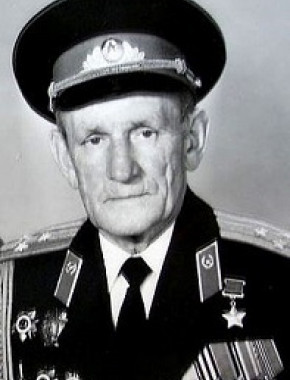 Неустроев Степан Андреевич