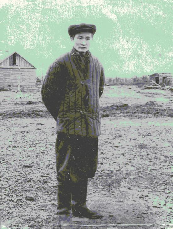 Нючи Илья Кириллович