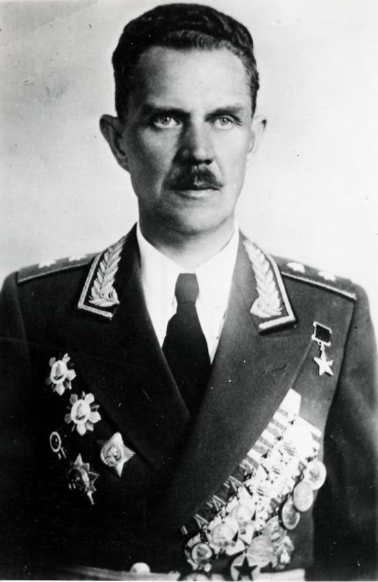 Олешев Николай Николаевич