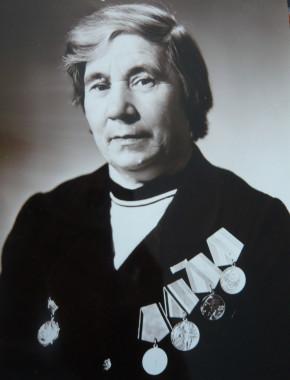 Бон Клавдия Константиновна
