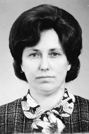 Падерина Валентина Дмитриевна