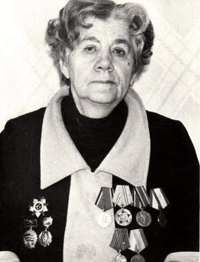 Паладинова Надежда Викторовна