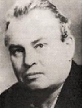 Рубин Борис Моисеевич