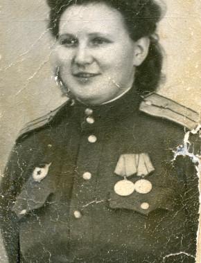 Шабельская Екатерина Макаровна