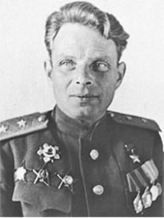 Шевелёв Марк Иванович