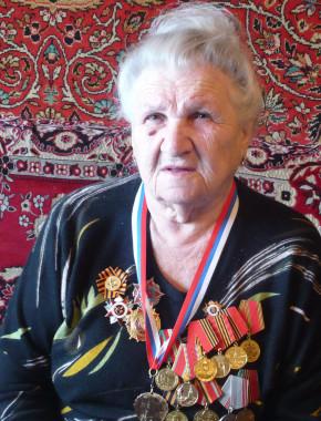 Усачева  Лидия Ивановна