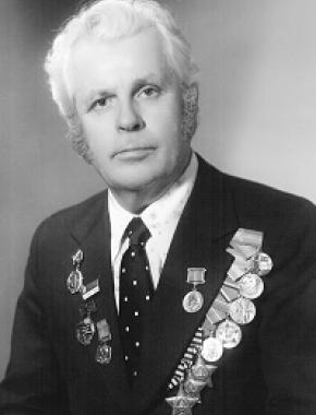 Жуковский Людвик Иванович
